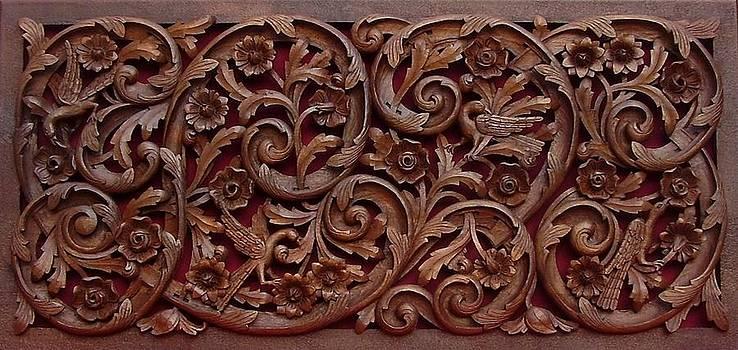 Decorative Panel - Spring by Goran