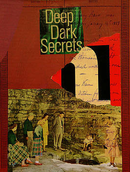Deep Dark Secrets by Adam Kissel