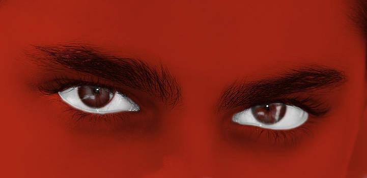 Deep eyes by Karin De oliveira