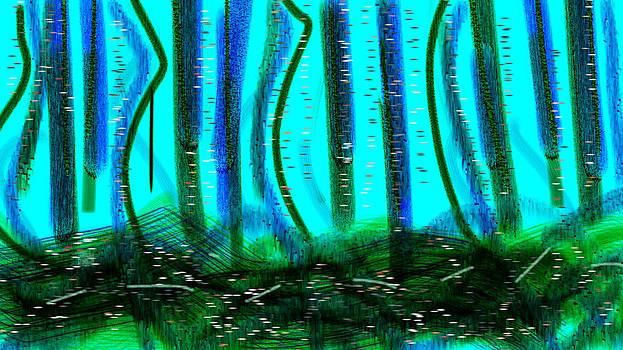 Deep Sea by Rosana Ortiz