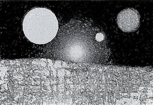Deep Space by Eddie Glass