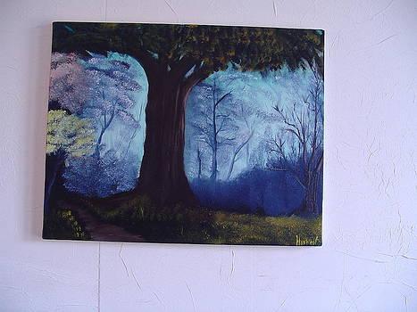 Deku Tree by Thomas Hostvedt
