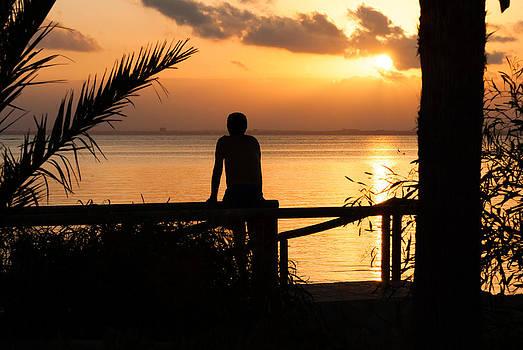 Del alba al ocaso B by Francisco M Jimenez Martinez