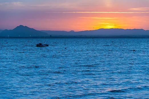 Del alba al ocaso Q by Francisco M Jimenez Martinez