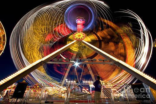 Daniel  Knighton - Del Mar Fair lights
