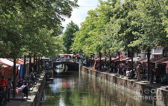 Danielle Groenen - Delft Canal