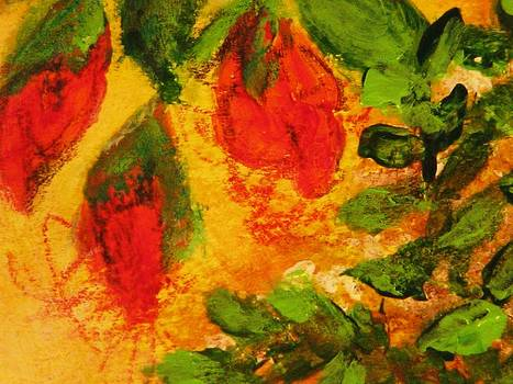 Forartsake Studio - Delicate Rose Buds