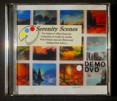 Demo  Dvd by Serenity Sights And Sounds