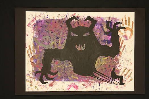 Demons Inside by Jocelyn Thro