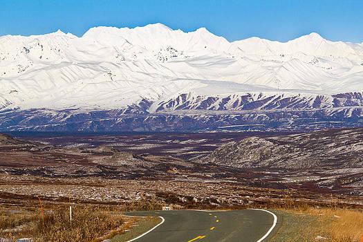 Denali Highway by Kelly Turnage