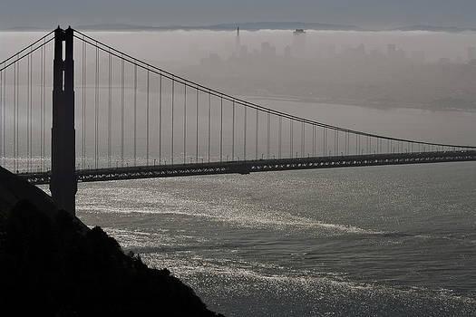 Wes and Dotty Weber - Dense San Francisco Fog