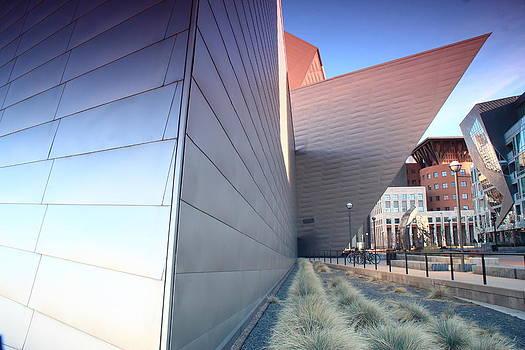 Denver Art Museum by Mike Kim