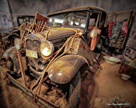 Depression Era Ford by Timothy Thurman