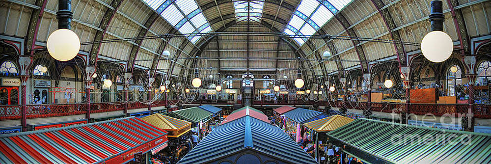 Yhun Suarez - Derby Market Hall