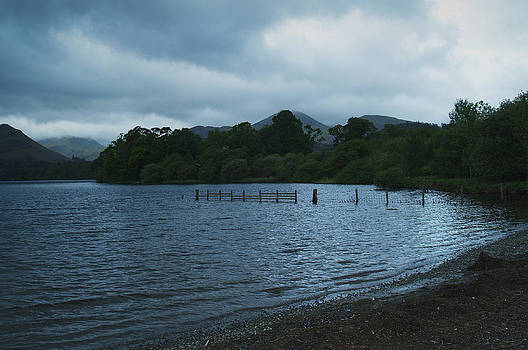 Derwentwater Early by Steve Watson