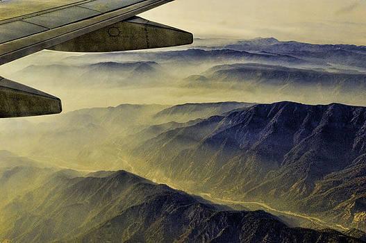 Descent to LA by Neil Jacobs