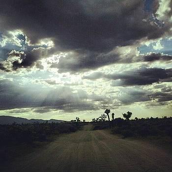 Desert Sky by HK Moore