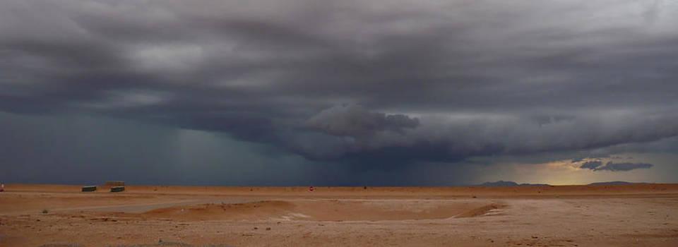 Desert Storms by Thomas  MacPherson Jr