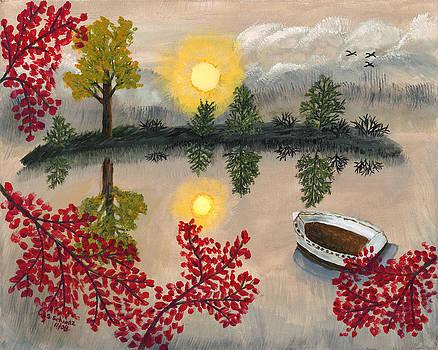 Deserted by Susan Schmitz