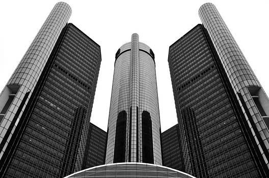 Detroit Architecture by Lesa Photography