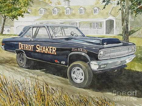 Detroit Shaker by William Band