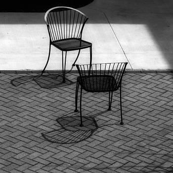 Dialogue by Aref Nammari