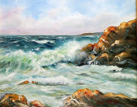 Diane's Cove by Max Mckenzie