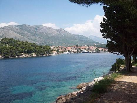 Digital photo of Dubrovnik- croatia by Peter  McPartlin