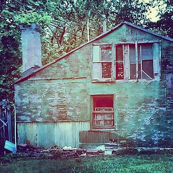 #dilapidated #shed by David F
