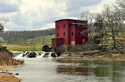 Marty Koch - Dillard Mill