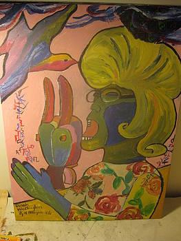 Dinah Washington by Armando Alleyne