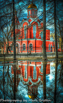 Dinamo Church by Mark Britten