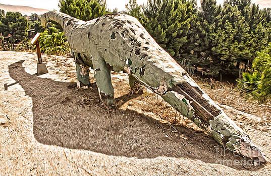 Gregory Dyer - Dinosaur Graveyard