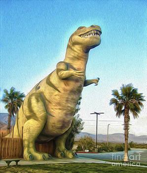 Gregory Dyer - Dinosaur