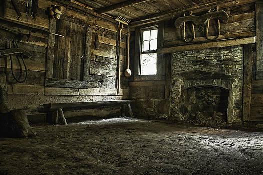 Dirt Floor Mansion by Karen Lawson