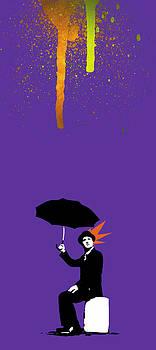 Dirty rain by Ruben Monzon