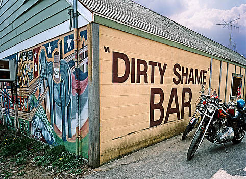 Dirty Shame Bar by James Rasmusson