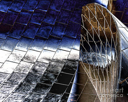 Chuck Kuhn - Disney Abstract