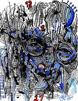 Jon Baldwin  Art - Dissociation