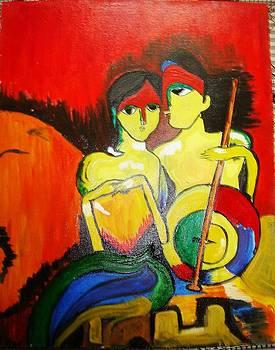 Divine love by Sonali Singh