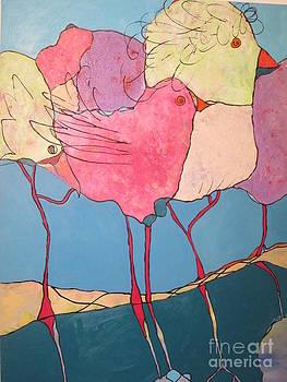 Dixie Chicks by Diana Dice