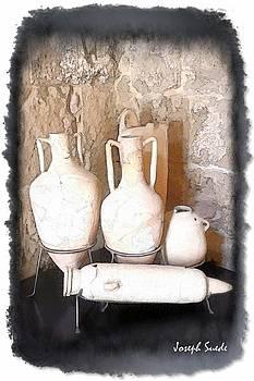 DO-00485 Old Jars by Digital Oil