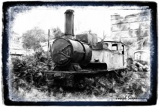 DO-00509 Mar Mikhael Train by Digital Oil