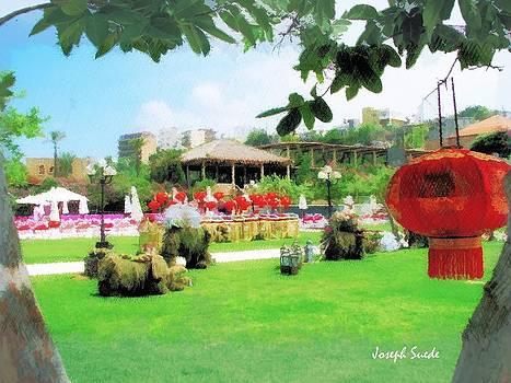 DO-00527 Edde Sands Hotel and Resort by Digital Oil