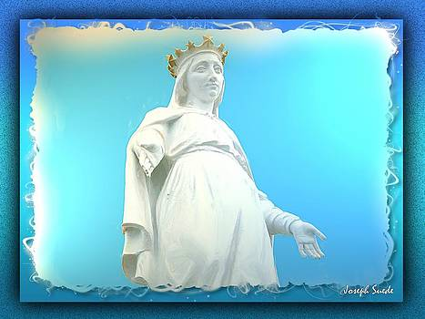 DO-00531 Our Lady of Lebanon by Digital Oil