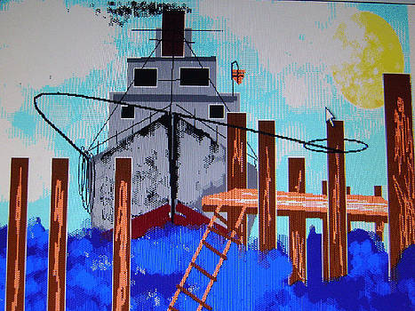 Dock by Paul Rapa