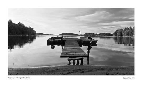 Dock by Valerie Woo