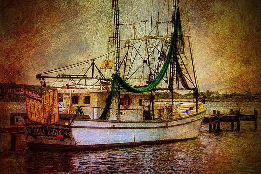 Docked in Backbay by Barry Jones
