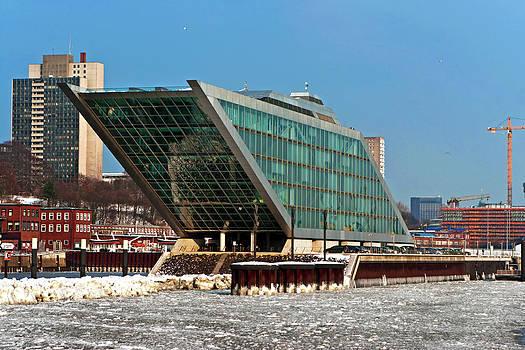 Dockland by Bernd Keller
