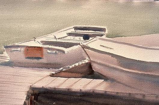 Dockside by Warren Ballard